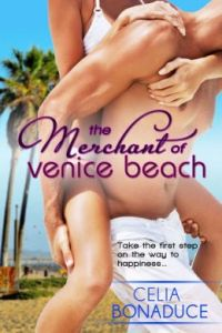 Book Cover-The Merchant Of Venice Beach