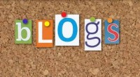 blogs spelled out