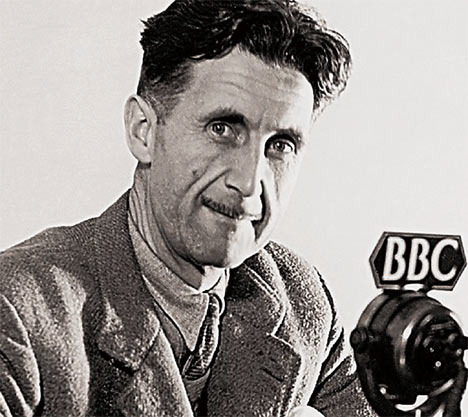 Image of George Orwell, Author