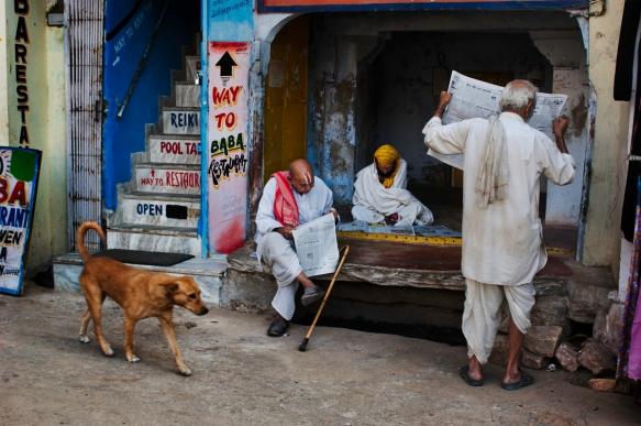 India, November 2007,